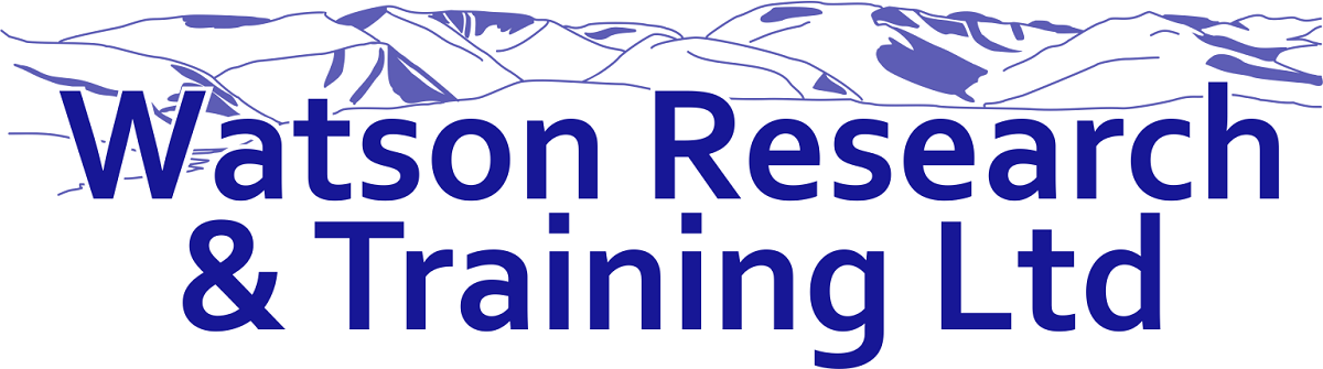 Watson Research and Training Logo