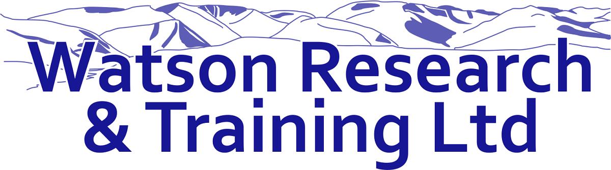 Watson Research and Training Logo